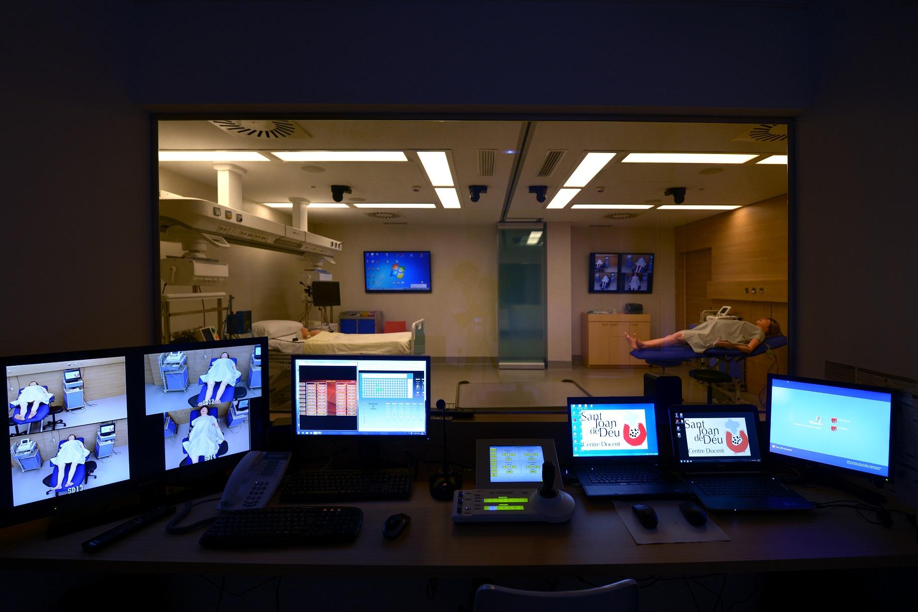 sala escaner