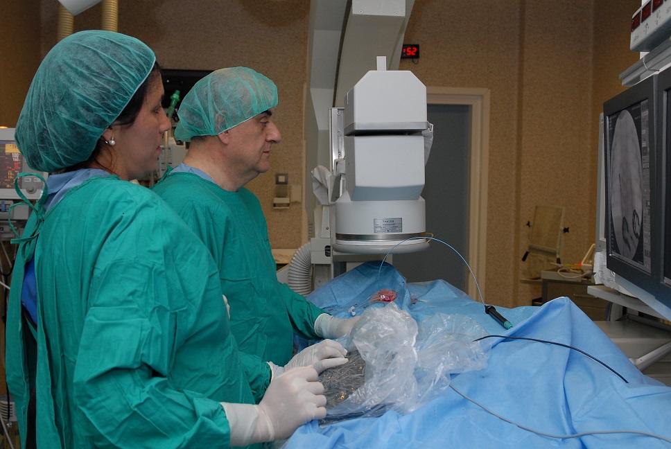 Doctores Brugada y Sarquella